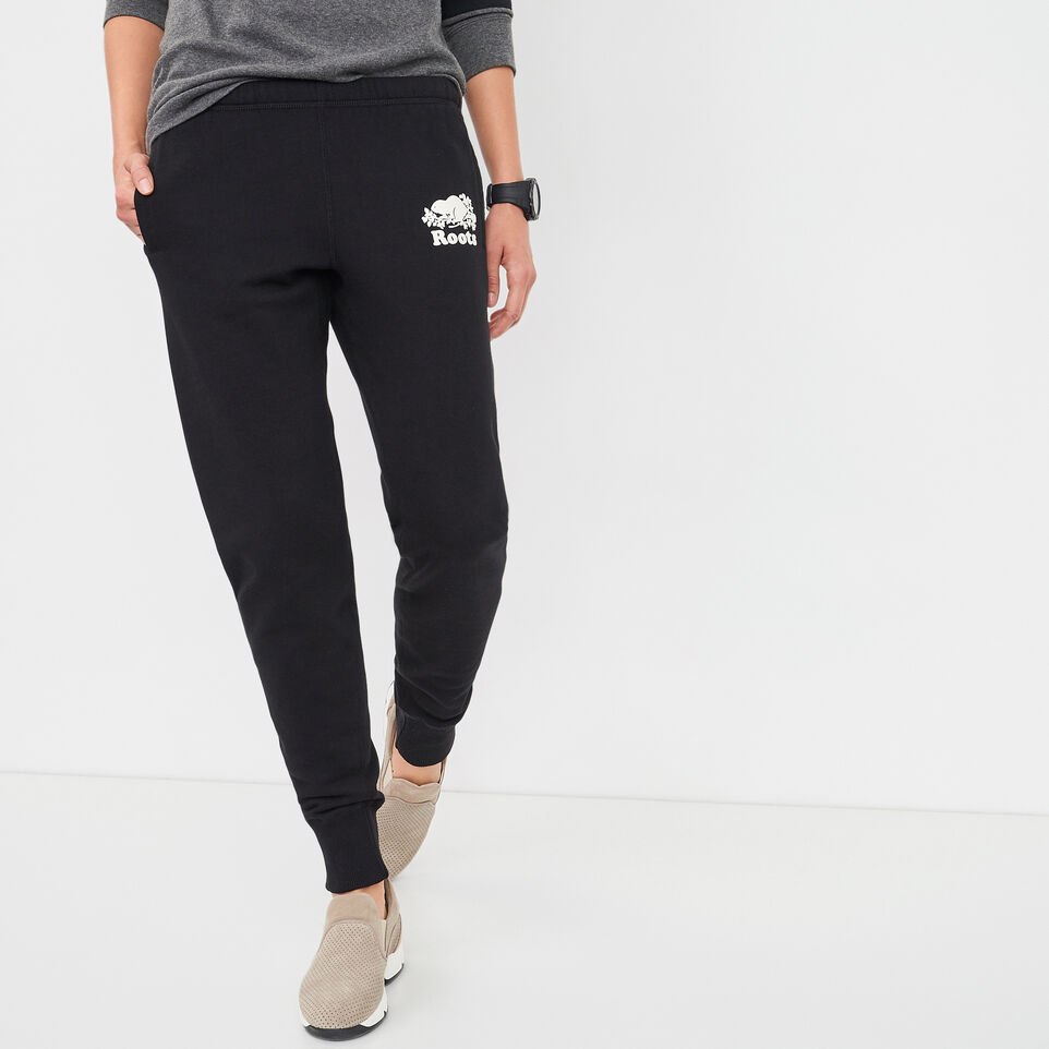 Roots-undefined-Hayley Slim Lodge Sweatpant-undefined-A