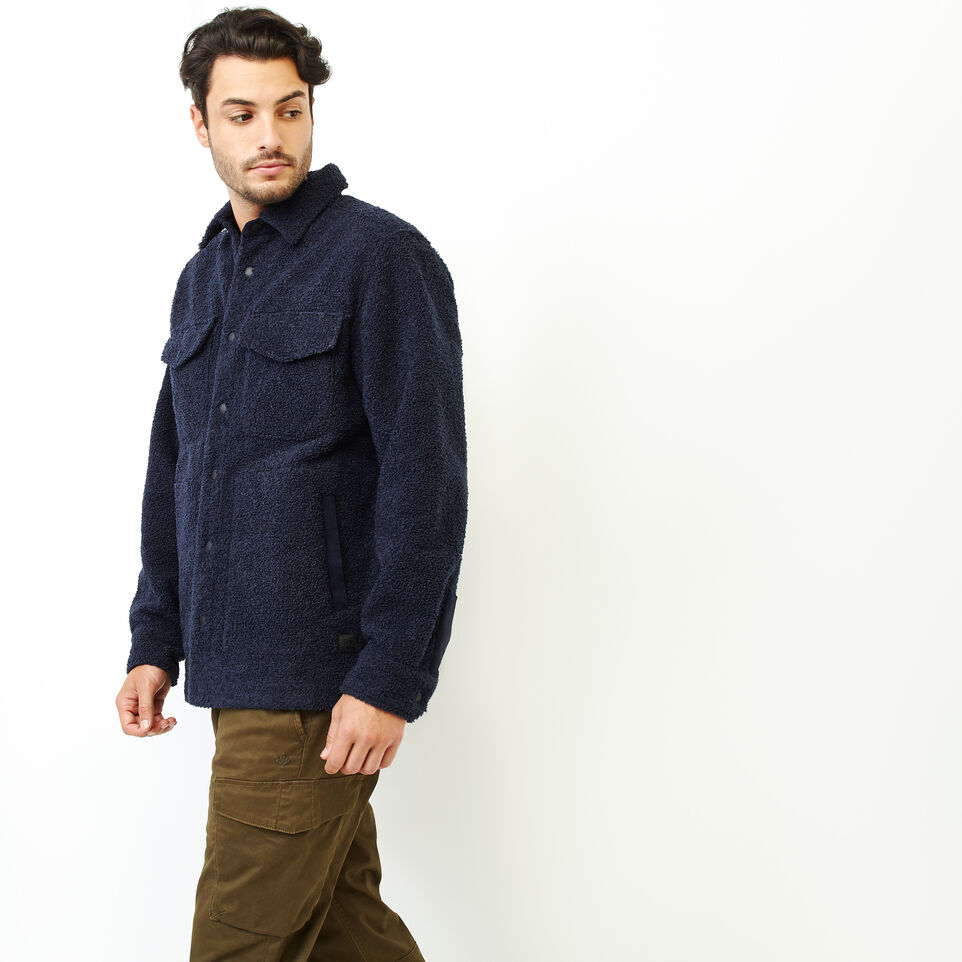 Roots-undefined-Cedar Sherpa Shacket-undefined-C
