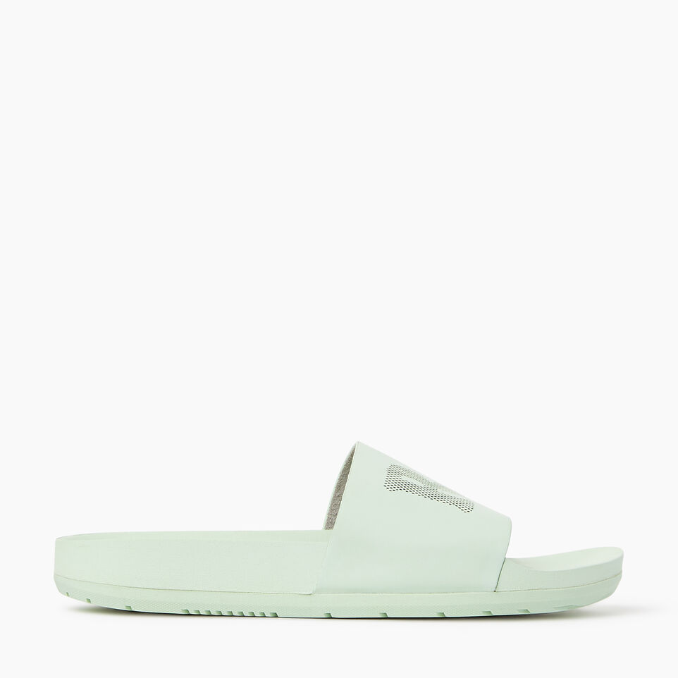 Roots-Footwear Our Favourite New Arrivals-Womens Long Beach Pool Slide-Spray-A