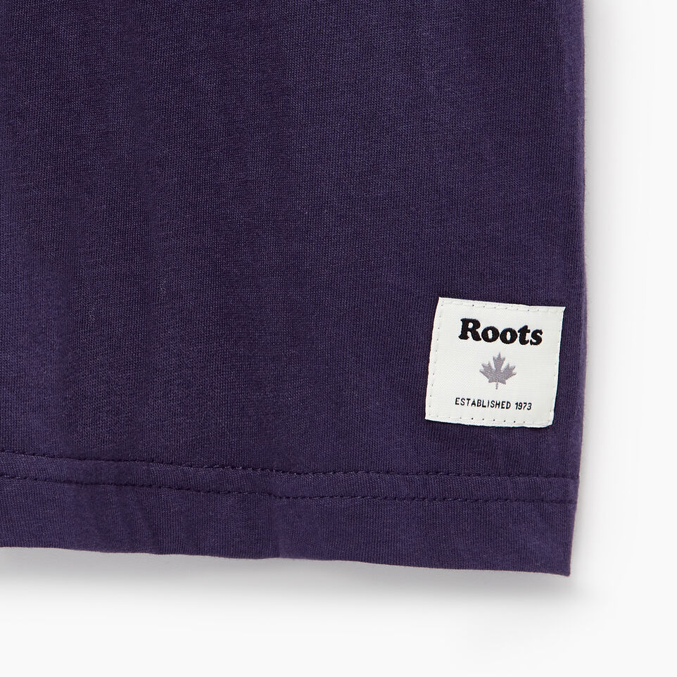 Roots-undefined-Mens Maple Icon T-shirt-undefined-C
