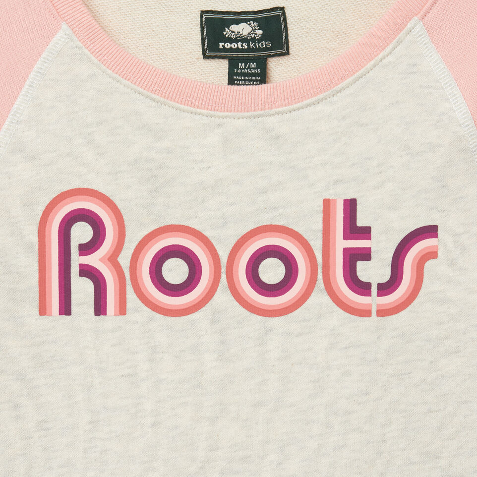 Roots-undefined-Girls Short Sleeve Crew-undefined-D