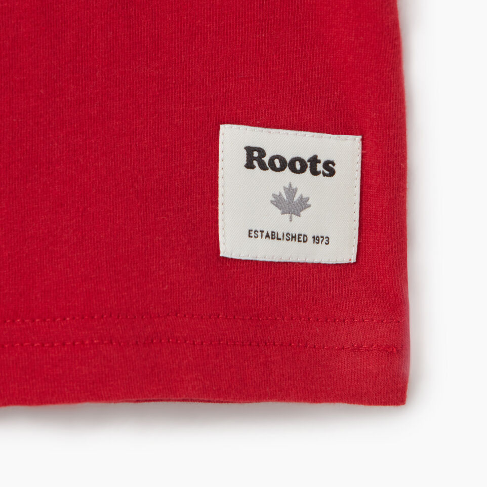 Roots-undefined-Boys Roots Pride T-shirt-undefined-D