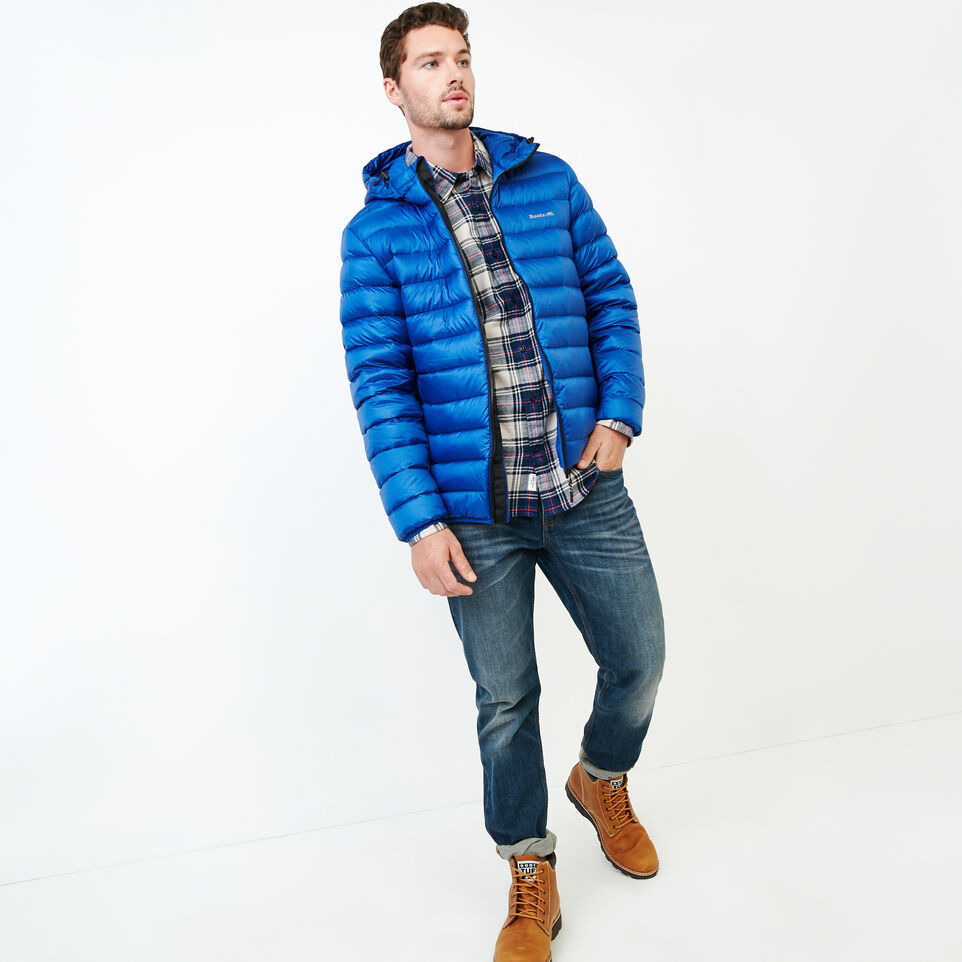 Roots-Men Our Favourite New Arrivals-Roots Packable Down Jacket-Surf The Web-B