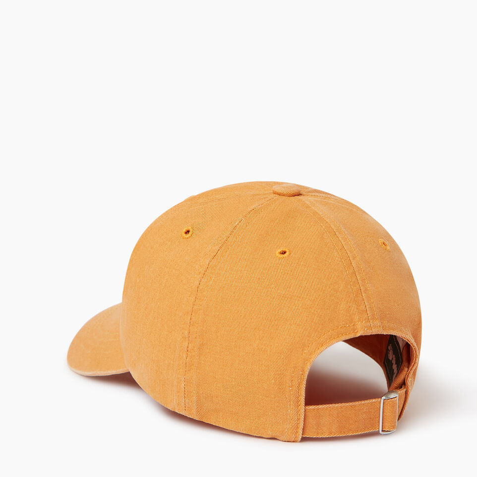 Roots-Men Our Favourite New Arrivals-Strathcona Baseball Cap-Jaffa Orange-C