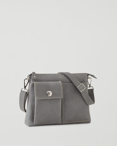 Roots-Women Leather-The Villager Tribe-Quartz-A