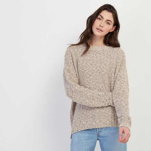 Roots-Women Categories-Louise Pullover Sweater-Multi-A