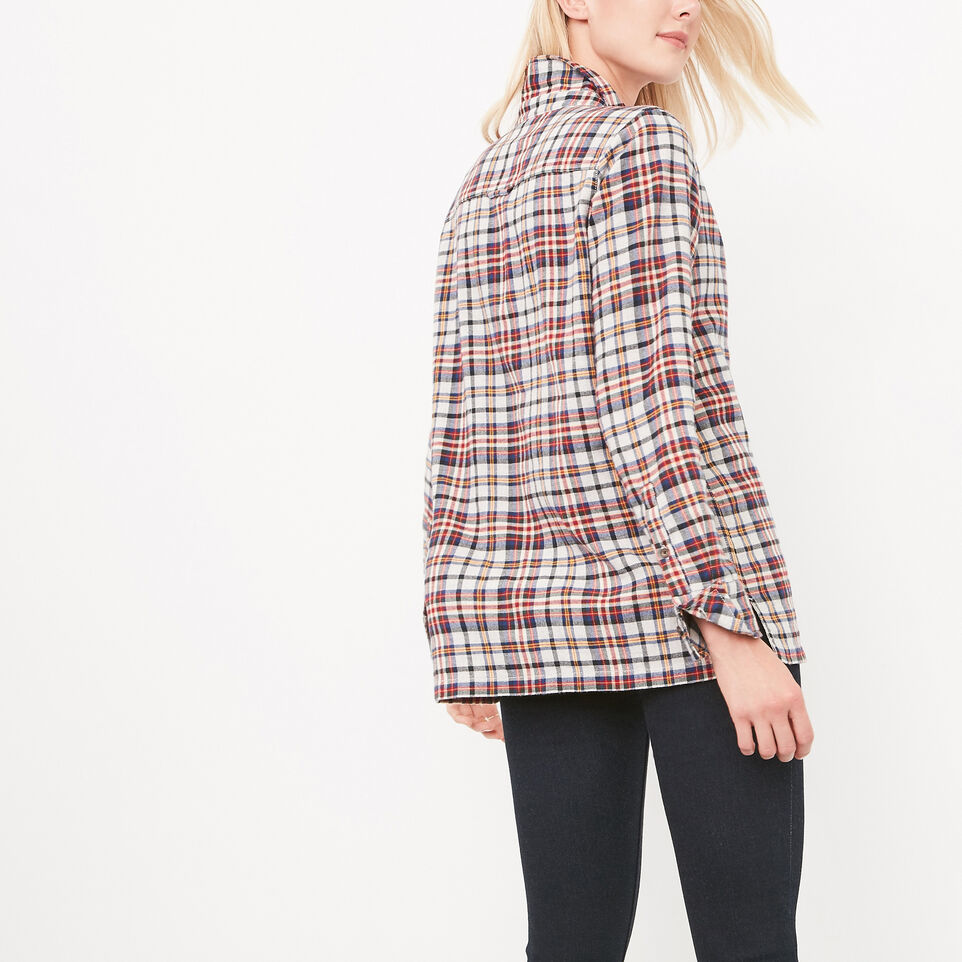 Roots-undefined-Varley Plaid Shirt-undefined-D