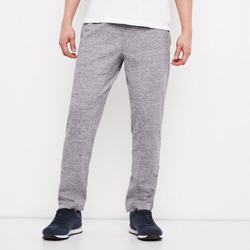 Roots-Men Collections-Roots Salt and Pepper Slim Cropped Pant-Salt & Pepper-A