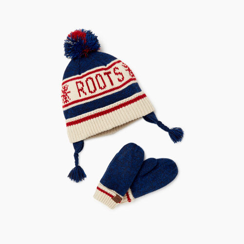 Roots-Sale Kids-Toddler Cabin Gift Set-Navy Pepper-A