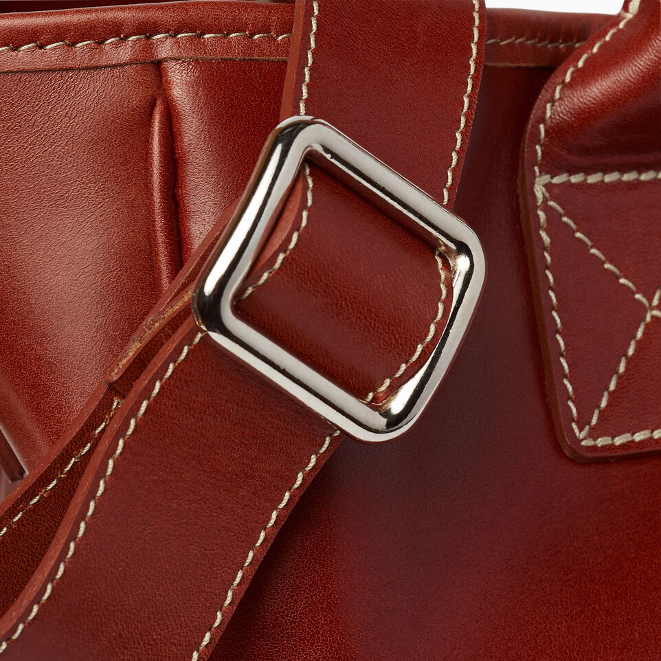 Roots-Leather  Handcrafted By Us Our Favourite New Arrivals-Jasper Tote Horween-Cognac-E