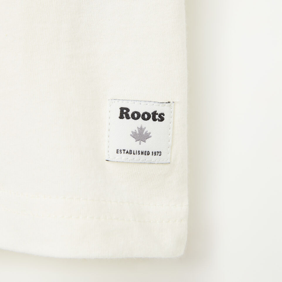 Roots-undefined-Baby Cooper Short Sleeve T-shirt-undefined-C