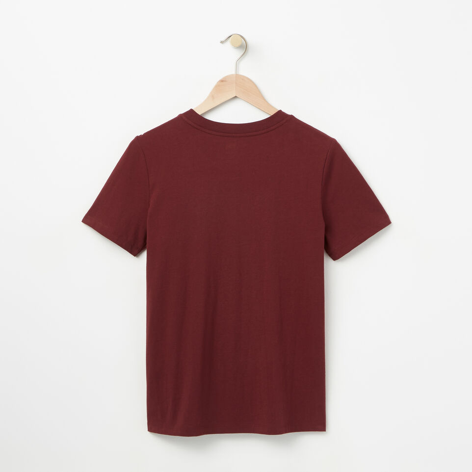 Roots-undefined-Womens Cameron T-shirt-undefined-B