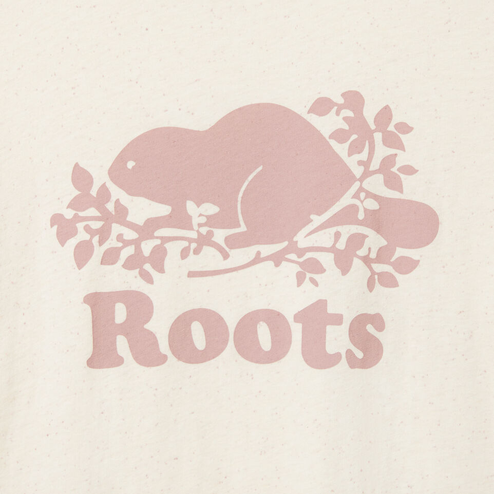 Roots-undefined-Cooper Beaver Nep T-shirt-undefined-C