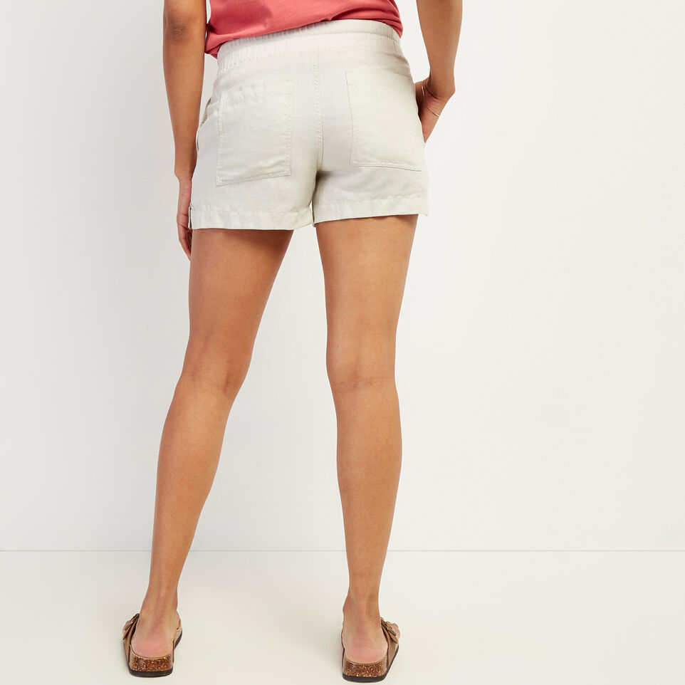 Roots-undefined-Linen Essential Short-undefined-D