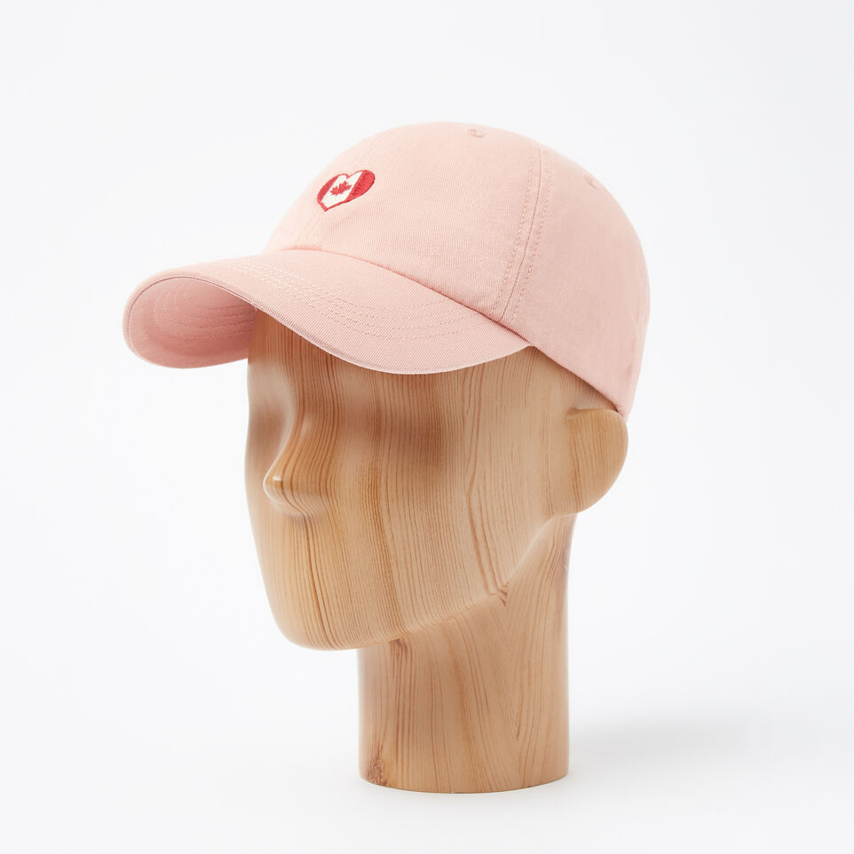 Roots-undefined-Canadian Heart Baseball Cap-undefined-B