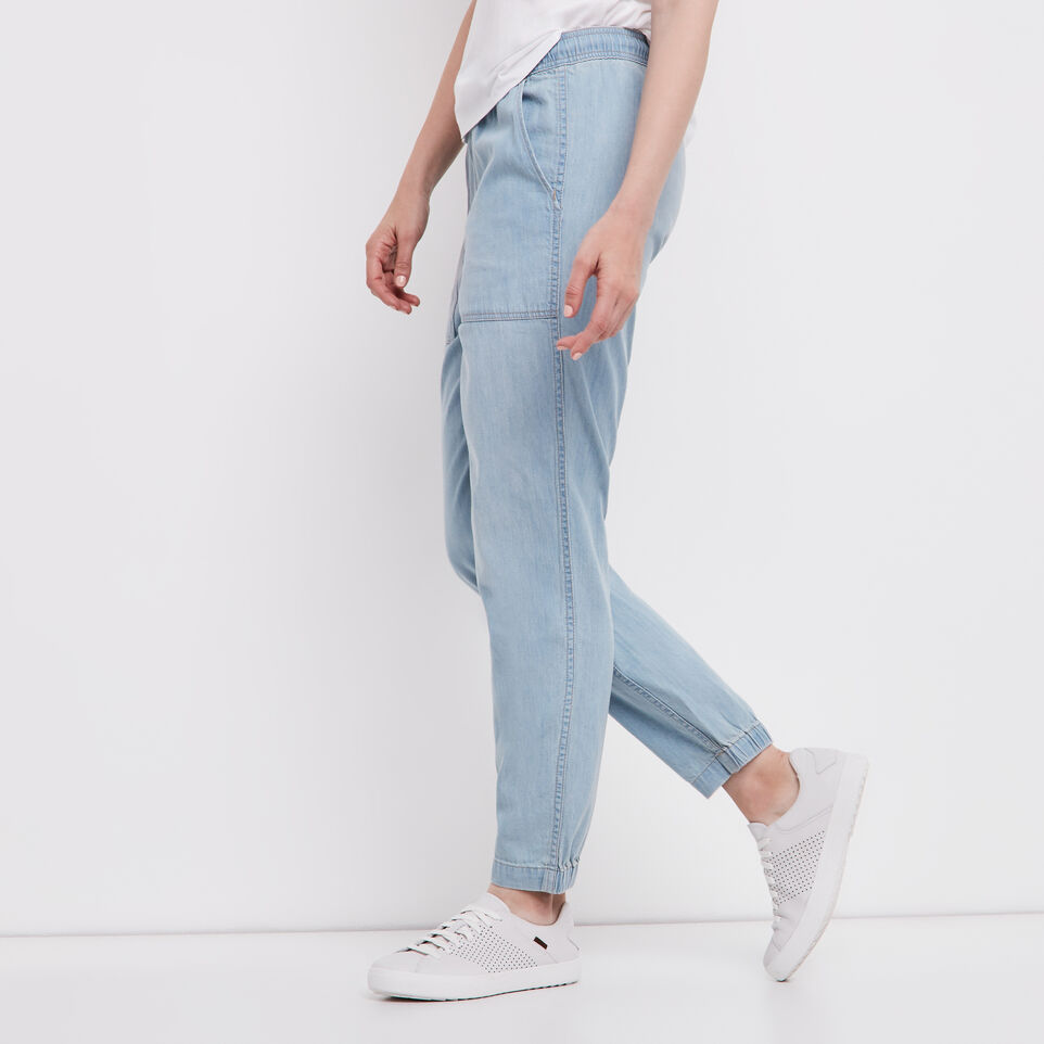Roots-undefined-Elena Pant Chambray-undefined-B