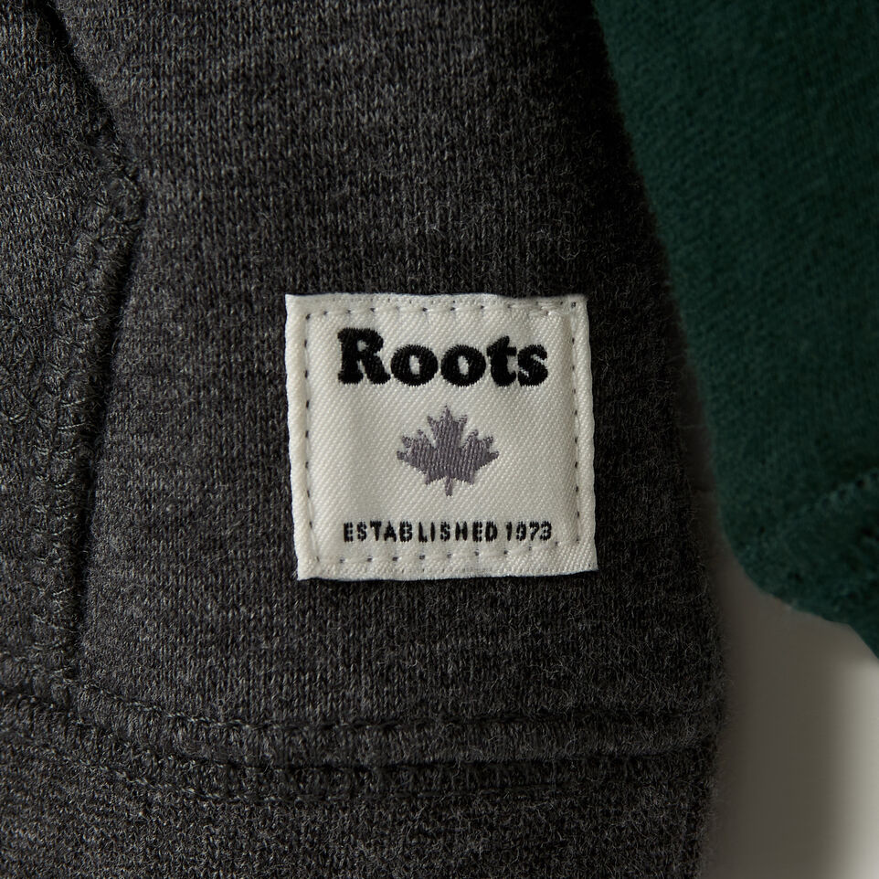 Roots-Kids Our Favourite New Arrivals-Toddler Original Full Zip Hoody-Varsity Green-D