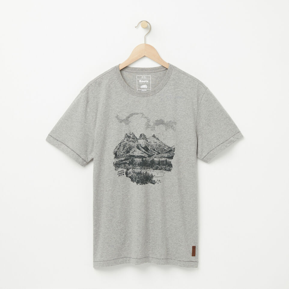 Roots-undefined-T-shirt Watson-undefined-A