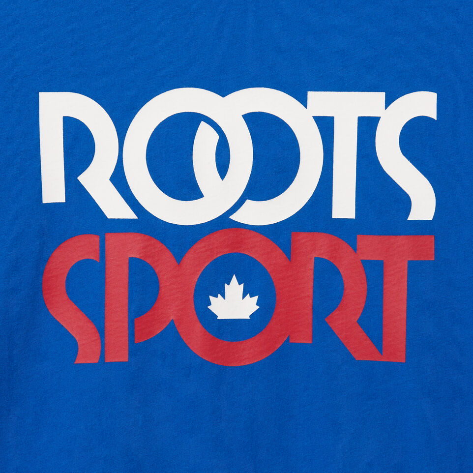 Roots-undefined-Mens Roots Sport T-shirt-undefined-D