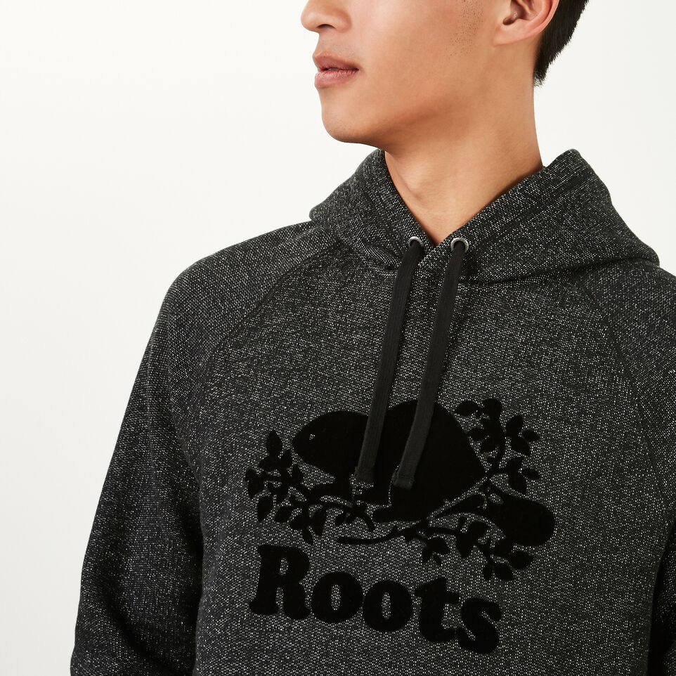 Roots-undefined-Roots Black Pepper Original Kanga Hoody-undefined-C