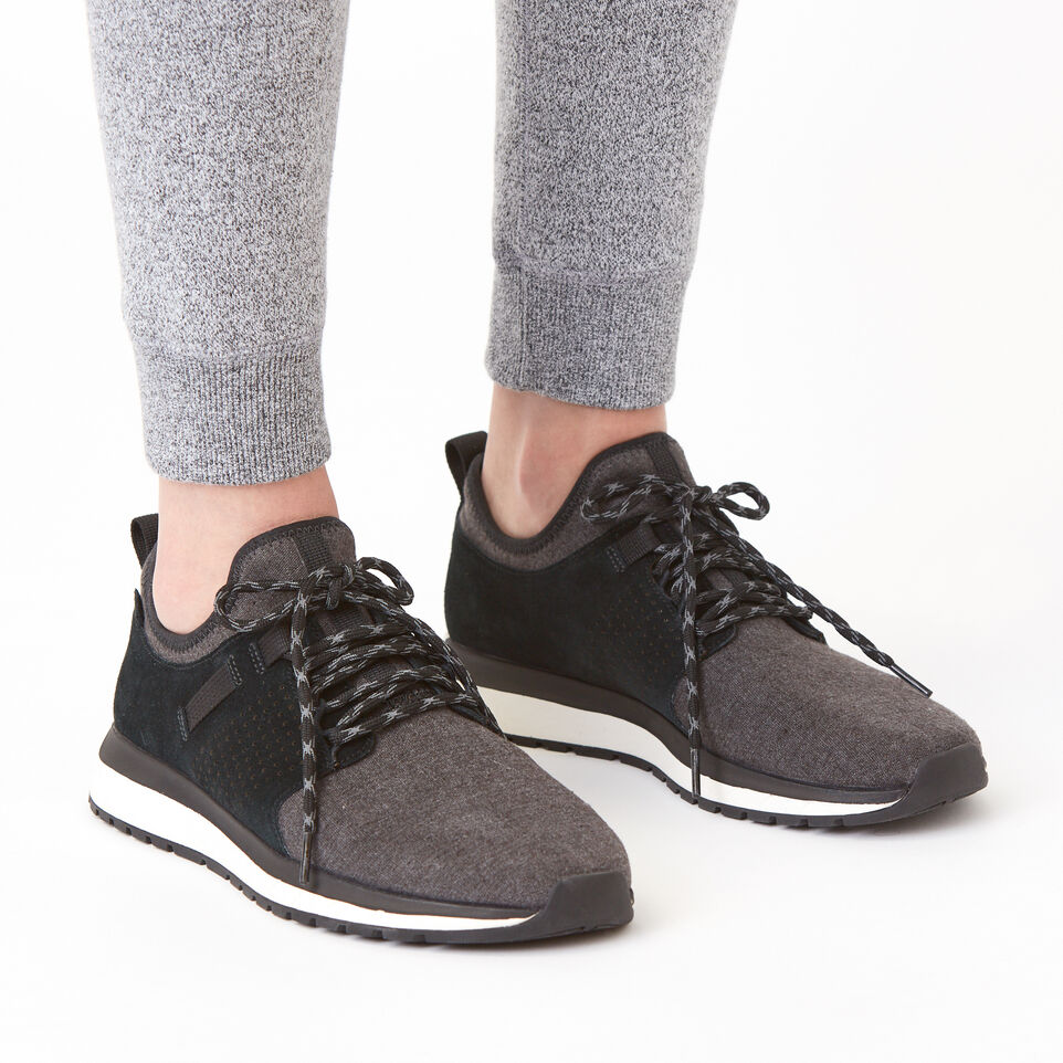 Roots-undefined-Chaussures basses Rideau pour femmes-undefined-B