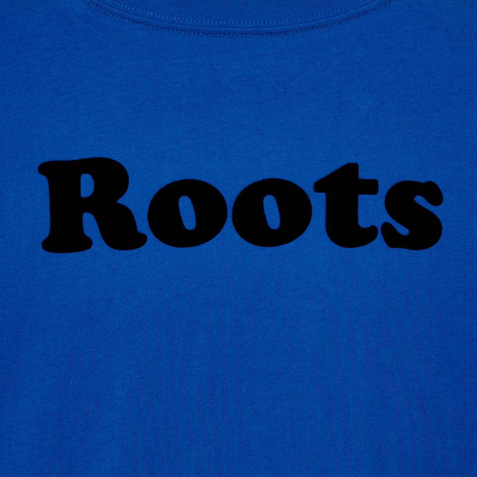 Roots-undefined-Mens Cooper Leaf Long Sleeve T-shirt-undefined-E