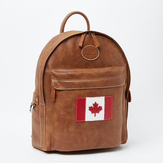 Roots-Women Leather-Student Pack Canada Tribe-Africa-A