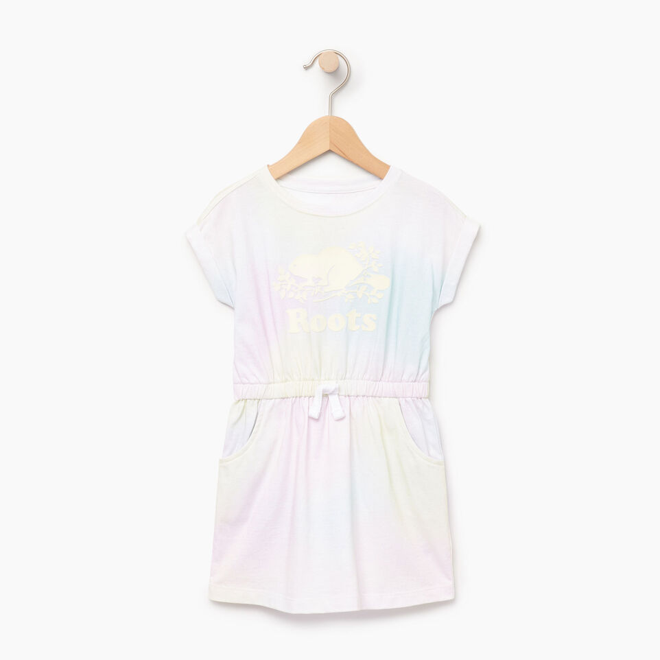 Roots-undefined-Toddler T-shirt Dress-undefined-A