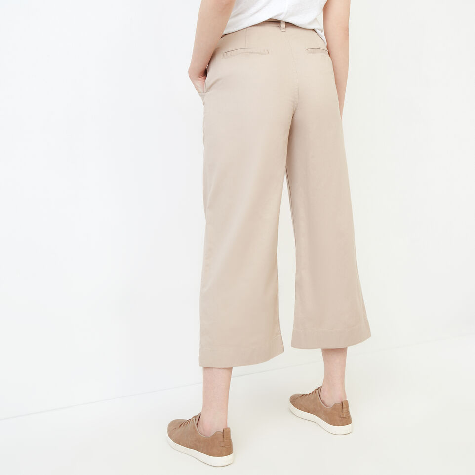 Roots-Women Categories-Widewater Pant-True Khaki-D