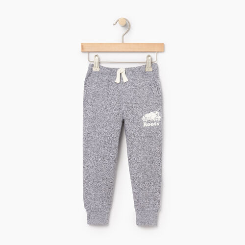 Roots-Kids Toddler Boys-Toddler Park Slim Sweatpant-Salt & Pepper-A