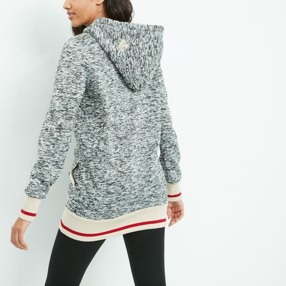 ce2f4f52522 Angie Roots Cabin Tunic Hoody