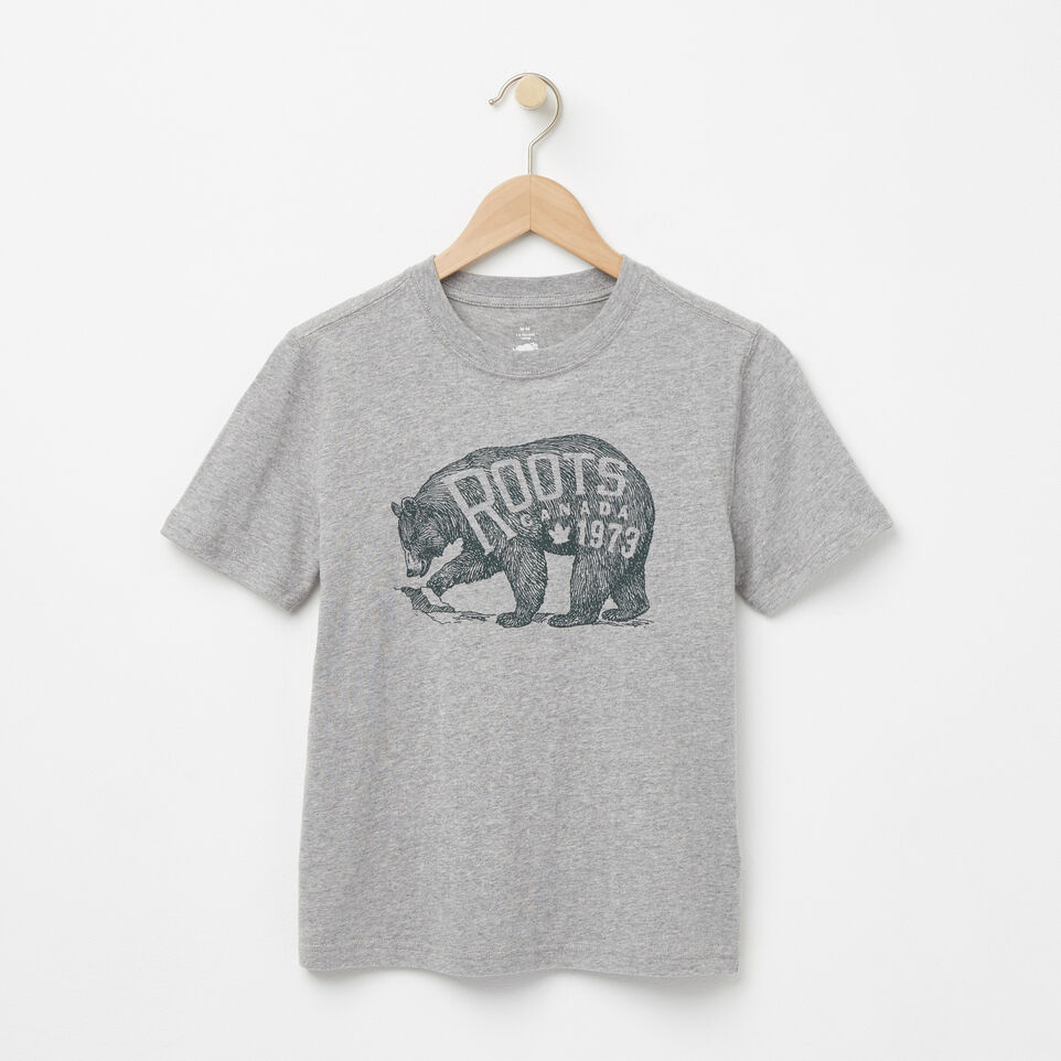 Roots-undefined-Boys Roots Animal T-shirt-undefined-A