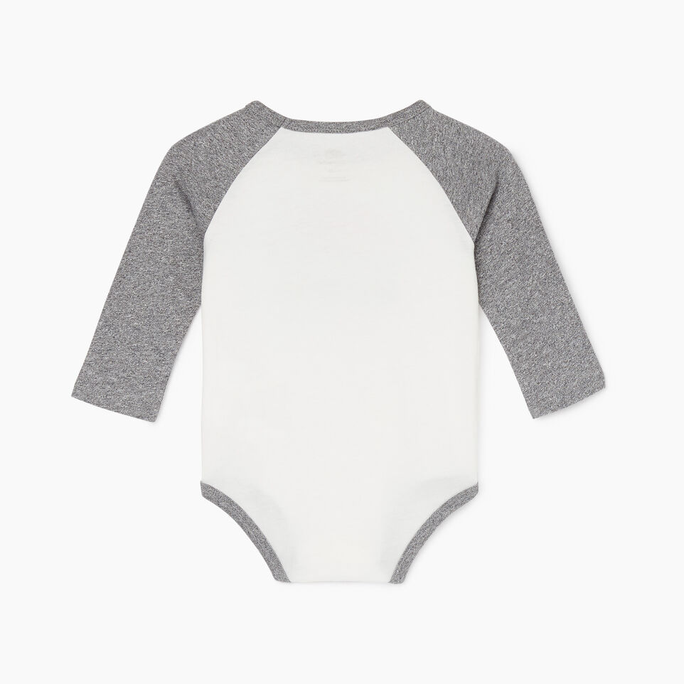 Roots-undefined-Baby Cooper Baseball Bodysuit-undefined-B