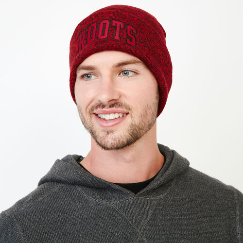 Roots-Men Our Favourite New Arrivals-Nova Scotia Toque-Sage Red Pepper-A