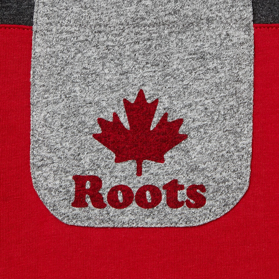 Roots-undefined-Boys Canada Colourblock T-Shirt-undefined-D