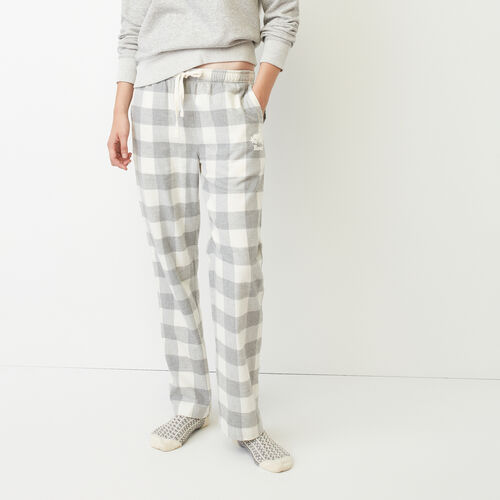Roots-Winter Sale Women-Inglenook Lounge Pant-Grey Mix-A