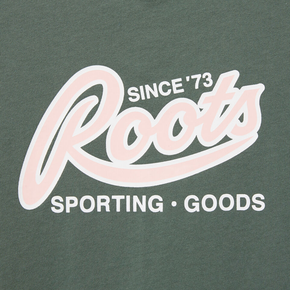 Roots-undefined-Girls Roots Sporting Goods T-shirt-undefined-D