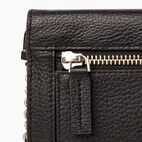 Roots-Leather  Handcrafted By Us Our Favourite New Arrivals-Sussex Wallet Bag-Black-F