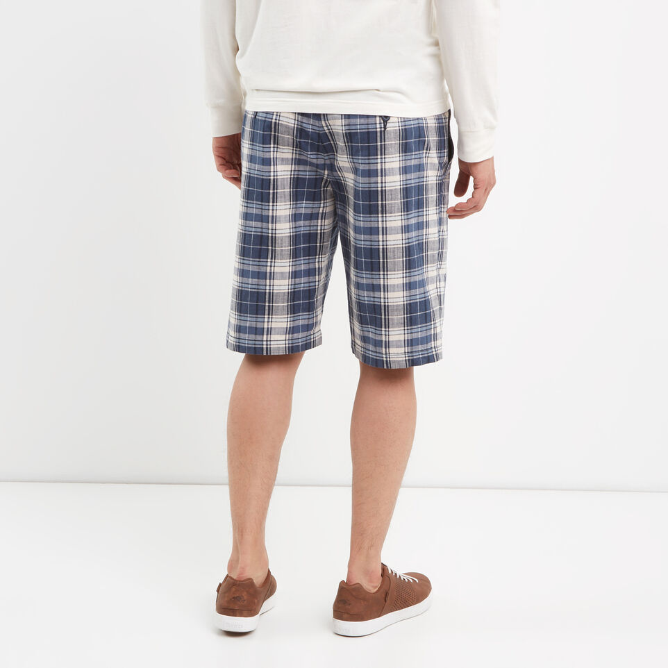 Roots-undefined-Madras Shorts-undefined-D