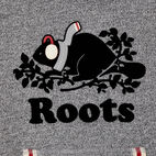 Roots-Kids Our Favourite New Arrivals-Girls Buddy Cozy Fleece Pullover-Salt & Pepper-D