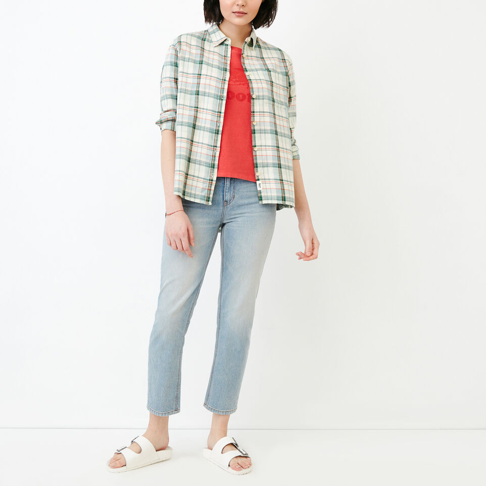 Roots-Women Our Favourite New Arrivals-All Seasons Relaxed Shirt-Spray-B
