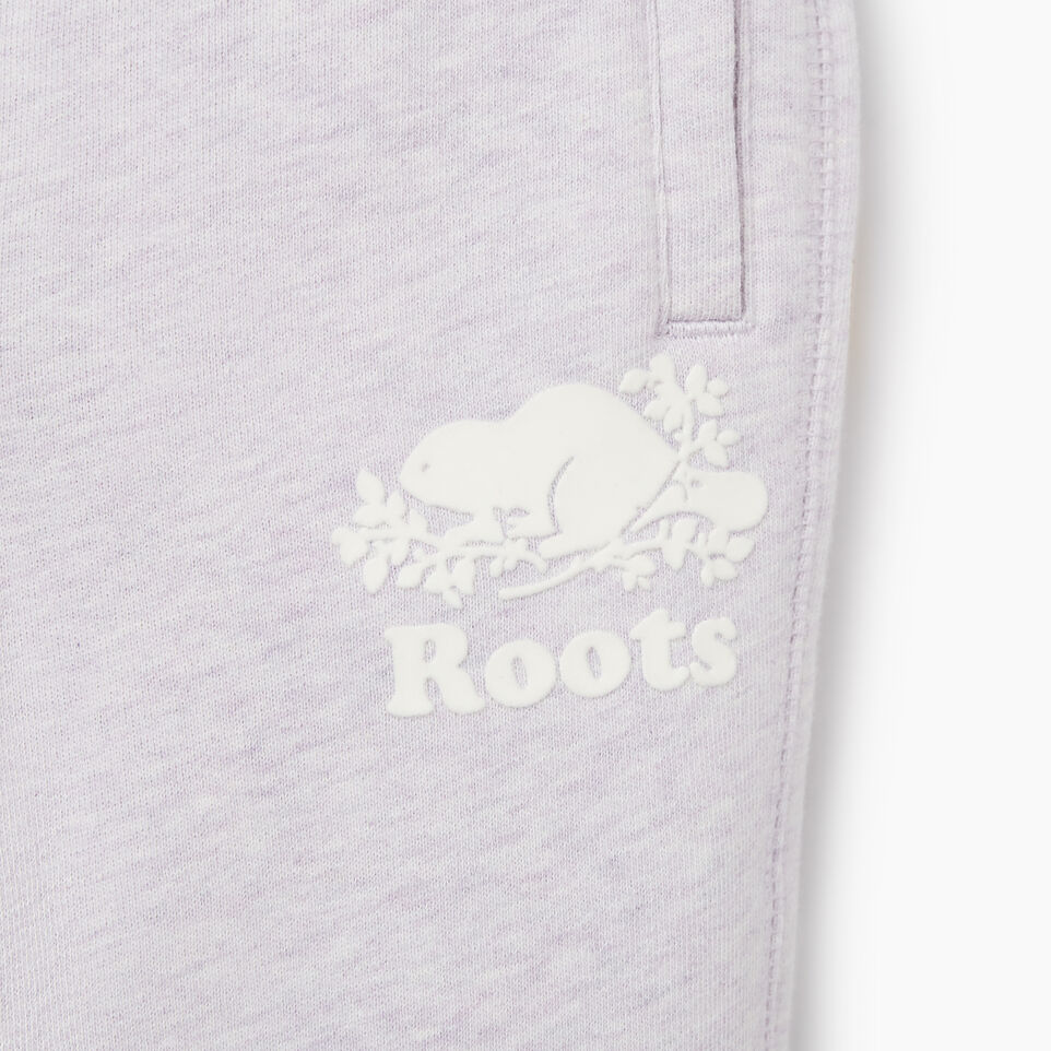 Roots-Kids Bottoms-Toddler Easy Ankle Sweatpant-Wisteria Mix-C