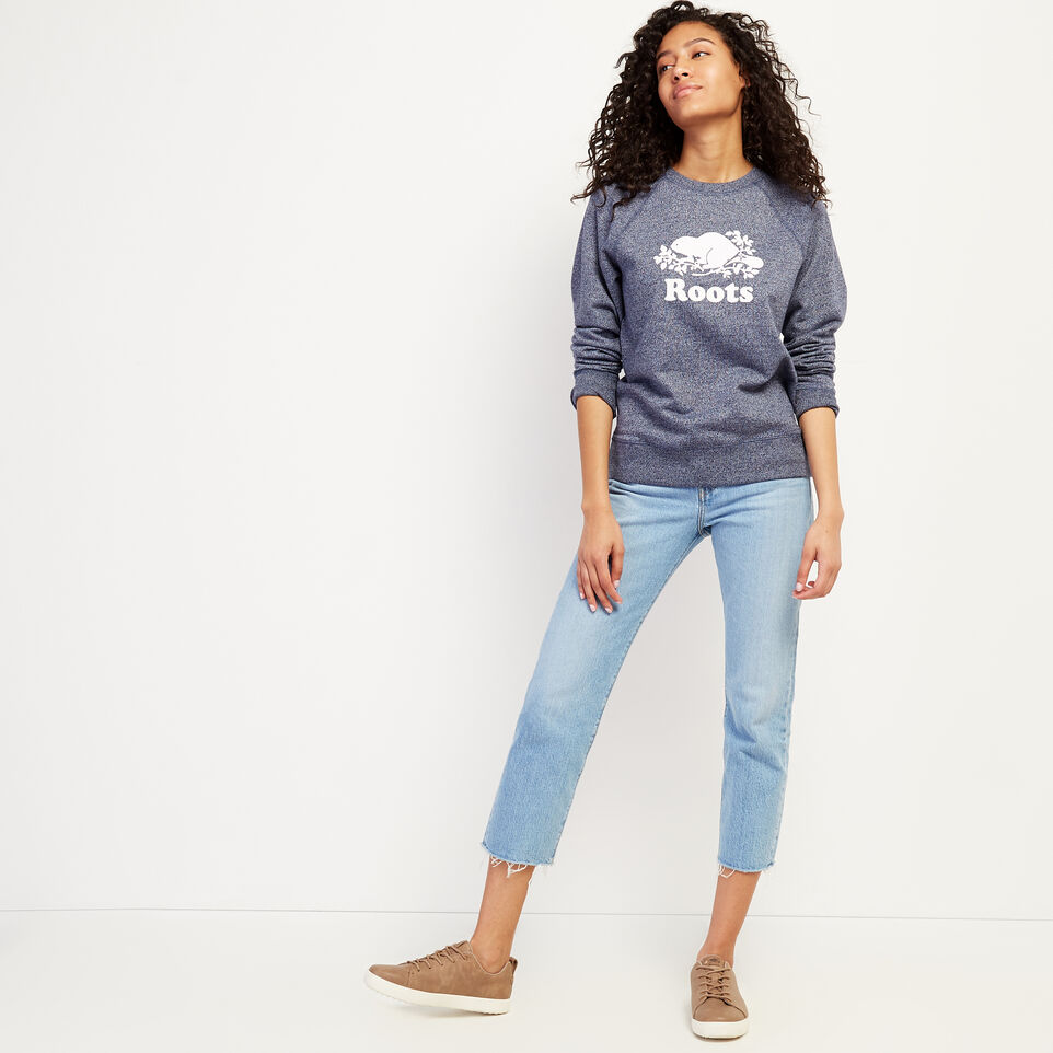 Roots-undefined-Original Crew Sweatshirt-undefined-B