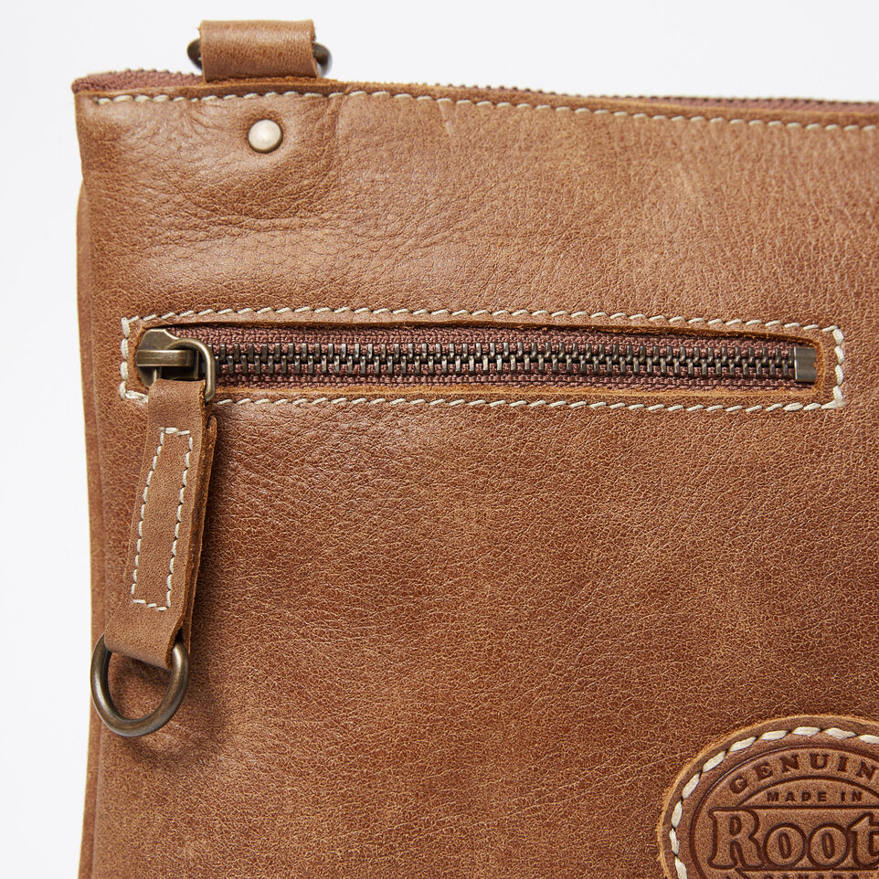 Roots-Leather Handbags-Side Saddle Tribe-Natural-D