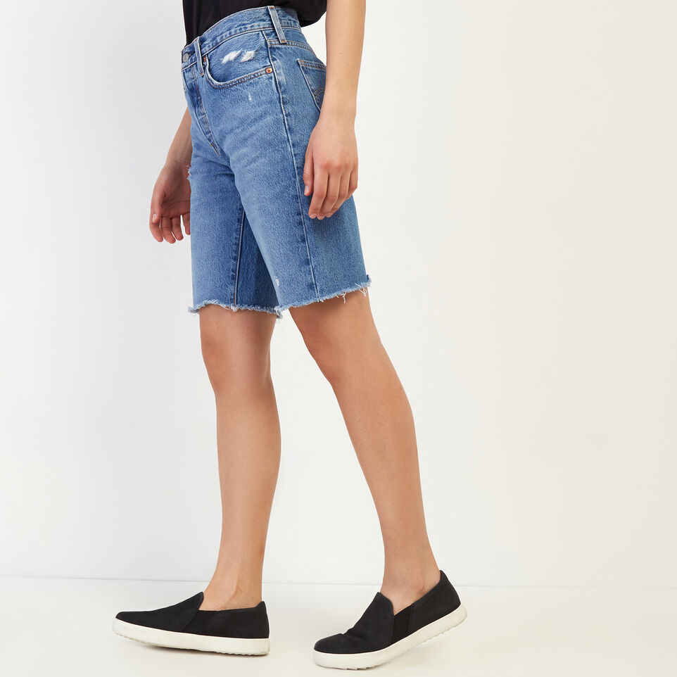 Roots-undefined-Levi's 501 Knee Length Short-undefined-C