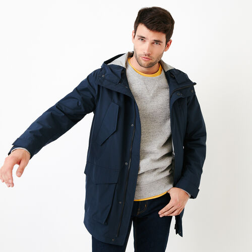Roots-Men Our Favourite New Arrivals-Westport Spring Coat-Navy Blazer-A