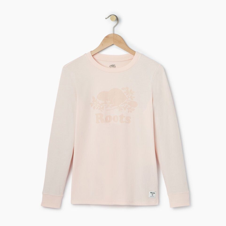 Roots-Women Our Favourite New Arrivals-Womens Waterbased Cooper Beaver-Veiled Rose-A