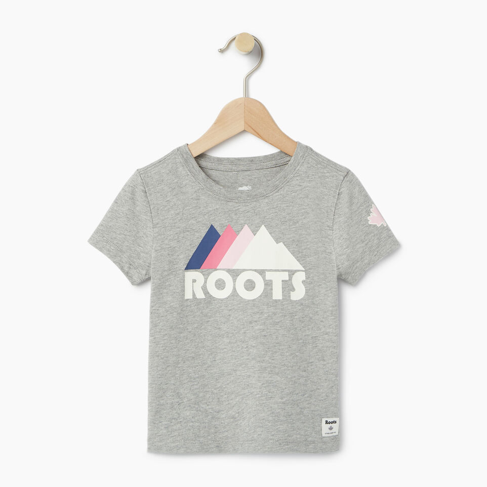 Roots-undefined-Toddler Roots Outdoors T-shirt-undefined-A
