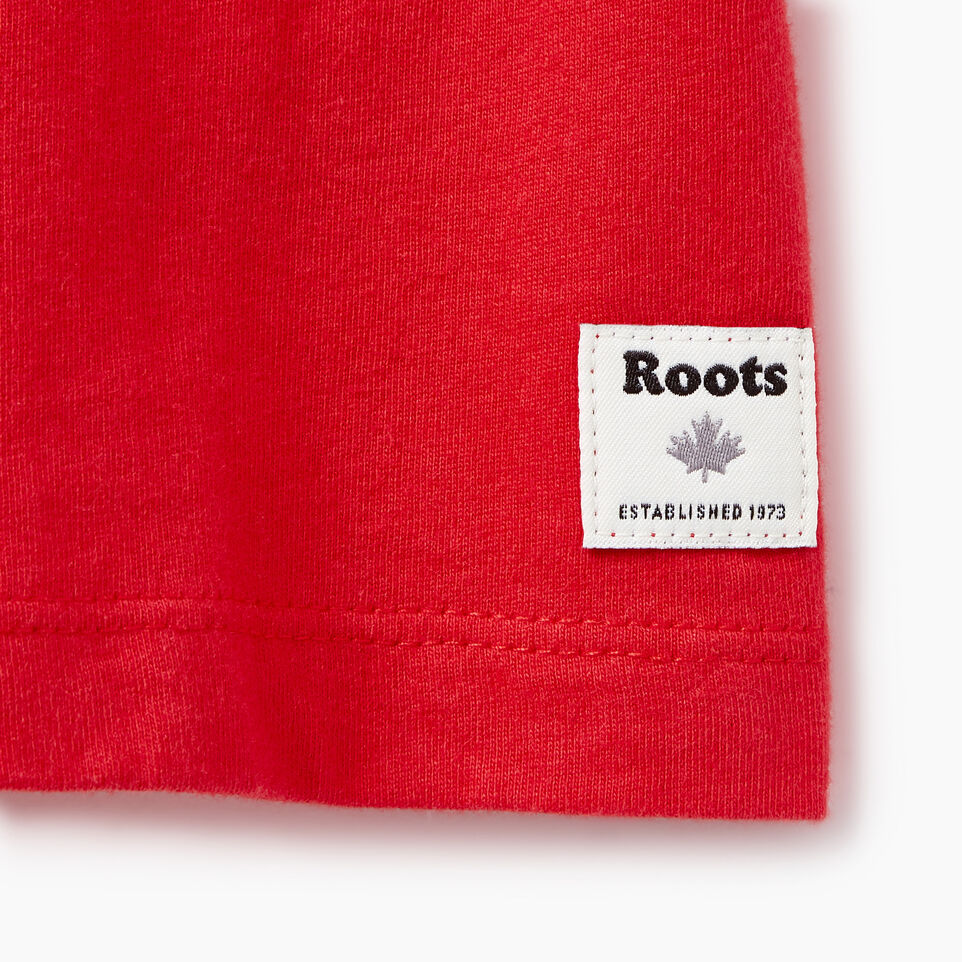 Roots-Kids Our Favourite New Arrivals-Toddler Aop Glow In The Dark T-shirt-Racing Red-D