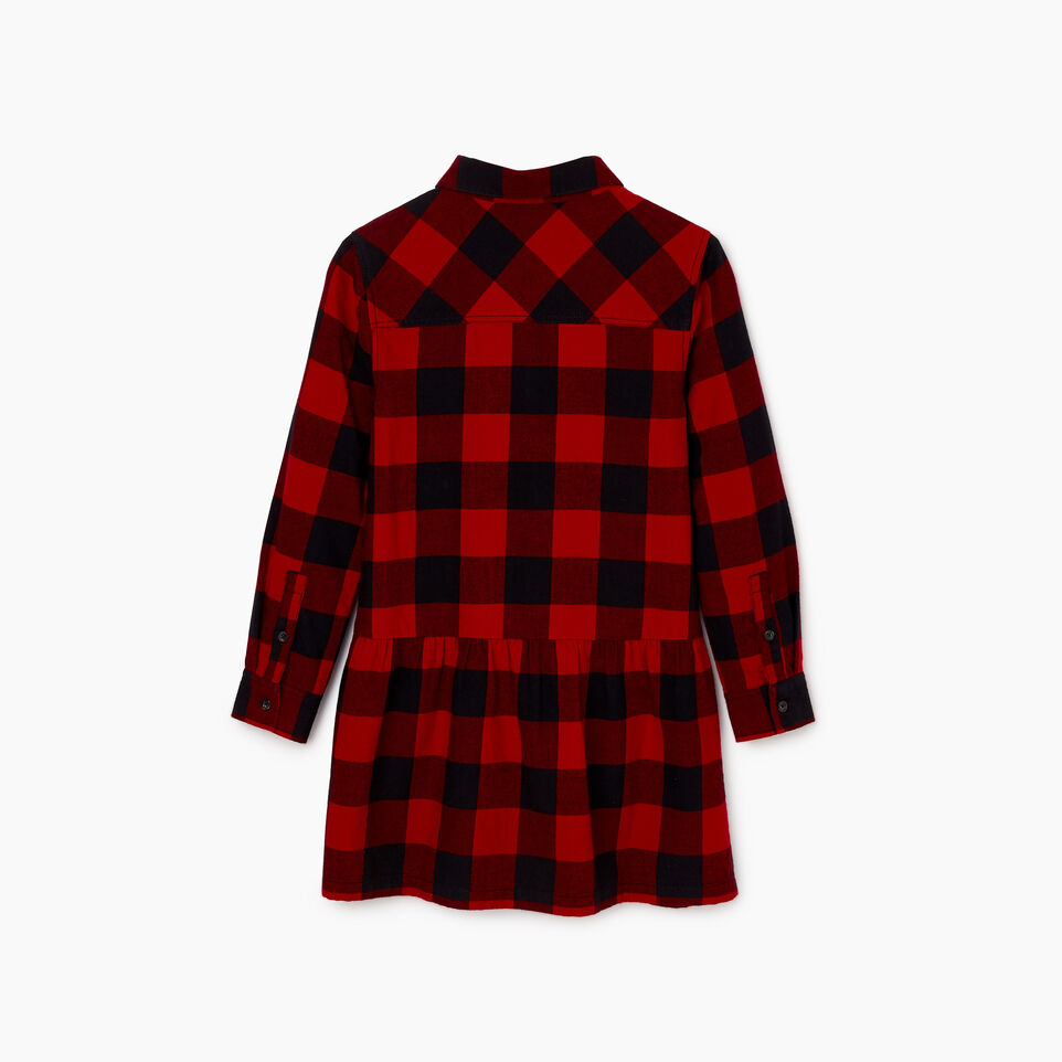 Roots-undefined-Girls Park Plaid Dress-undefined-C